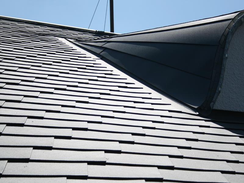 Fledermausgaube mit Prefa Dachschindeln
